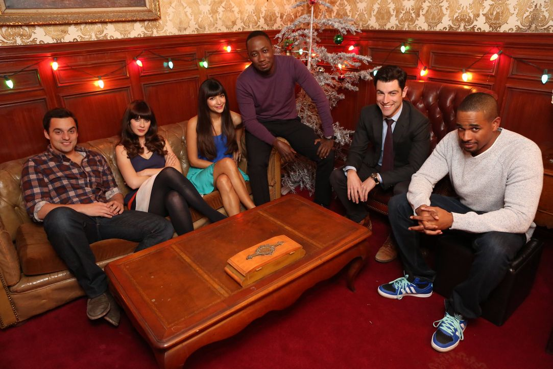 New Girl Behind The Scenes40 - Bildquelle: 20th Century Fox Film Corporation. All rights reserved