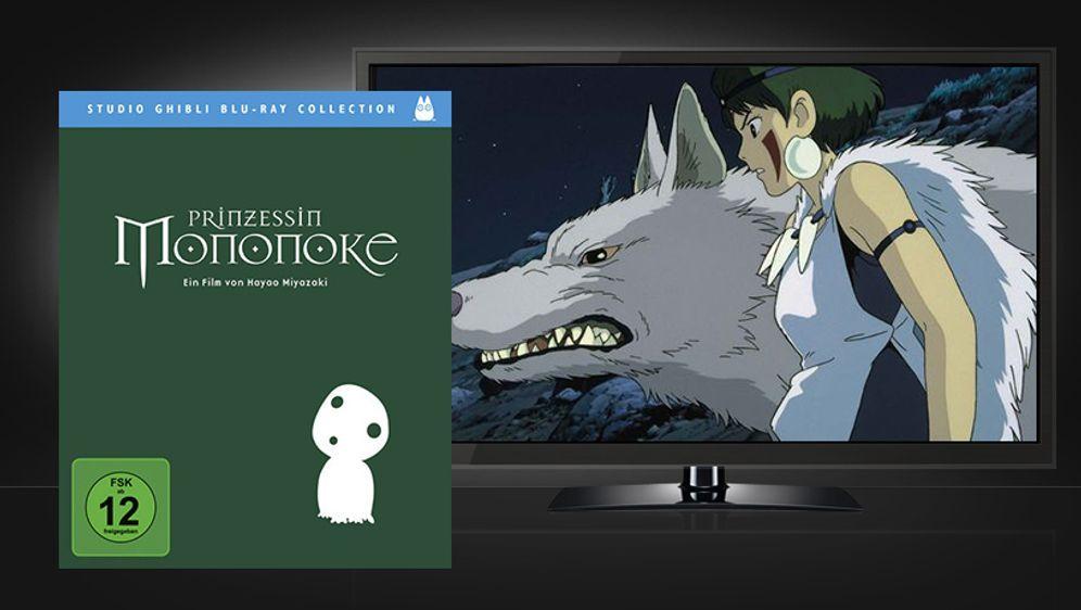 Prinzessin Mononoke (Blu-ray Disc)