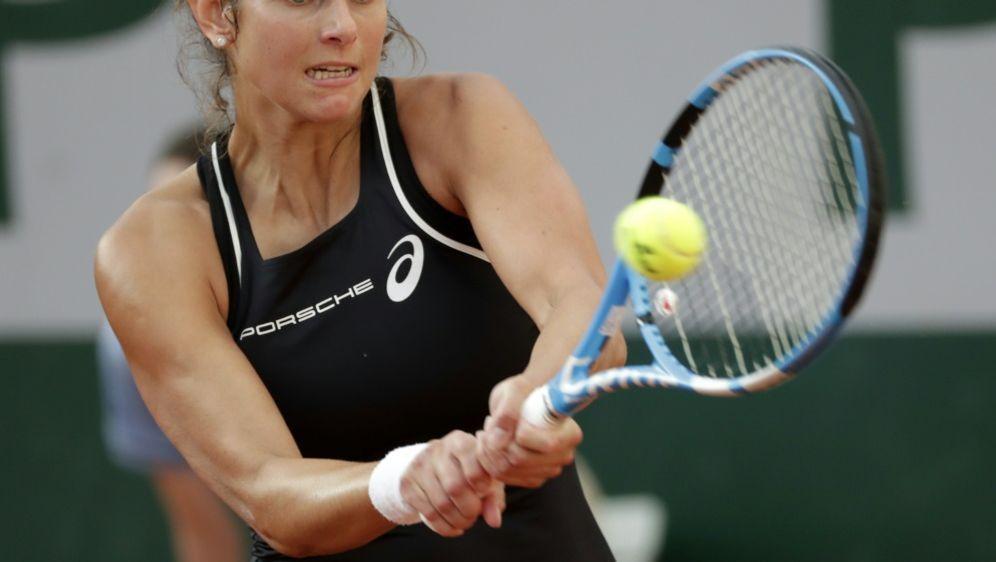 Julia Görges steht in Birmingham im Viertelfinale - Bildquelle: AFPSIDTHOMAS SAMSON