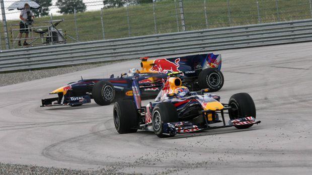 Krieg mit Webber - Bildquelle: imago sportfotodienst