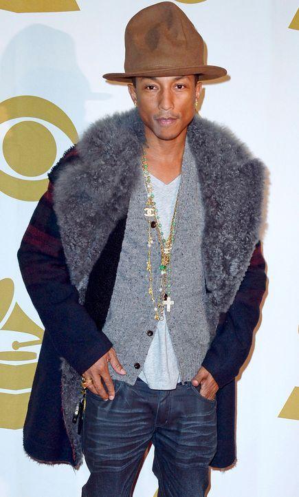 Pharrell-Williams-Vanity-Fair-14-01-27-dpa - Bildquelle: dpa