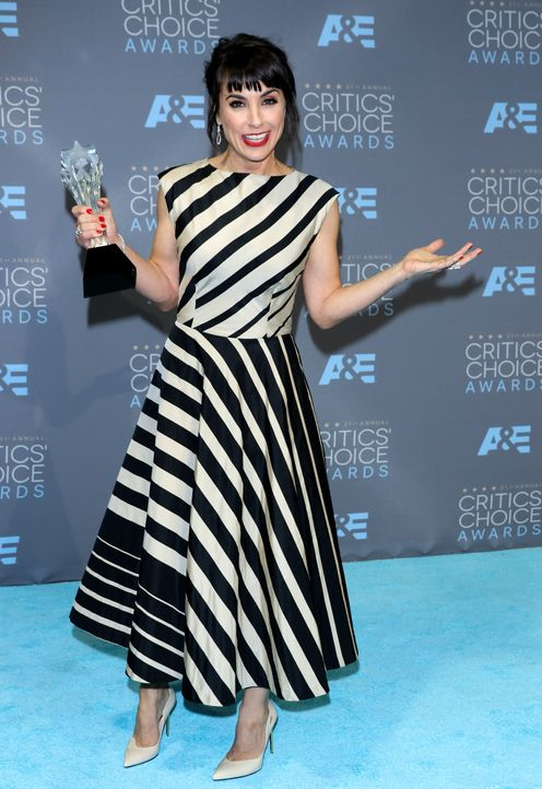 Critcs-Choice-Awards-160117-Constance-Zimmer-Award-getty-AFP - Bildquelle: getty-AFP