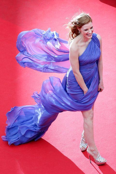 Cannes-Filmfestival-Jessica-Chastain-140519-2-AFP - Bildquelle: AFP