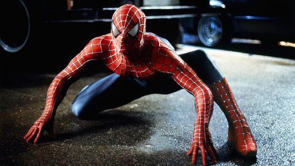 Platz 6 - Spider Man