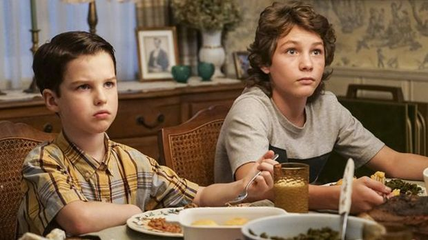 Young Sheldon - Young Sheldon - Staffel 1 Episode 7: Rinderbraten, Voodoo Und Kaffee Aus New Orleans