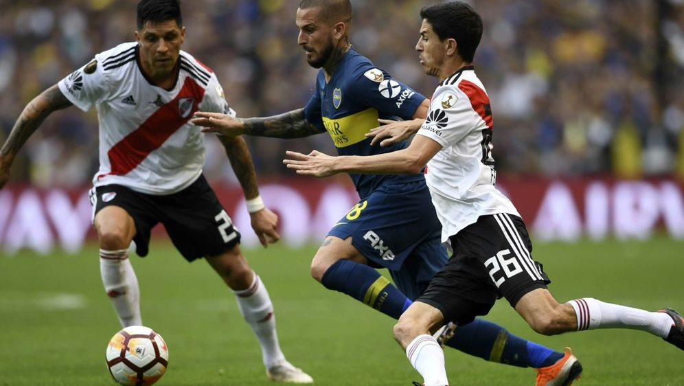 Das Rückspiel findet im Santiago Bernabeu statt - Bildquelle: AFPSIDEITAN ABRAMOVICH