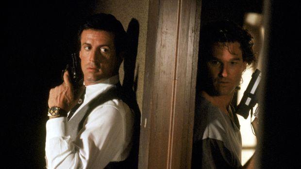 Eines Tages müssen die beiden völlig gegensätzlichen Cops Raymond Tango (Sylv...