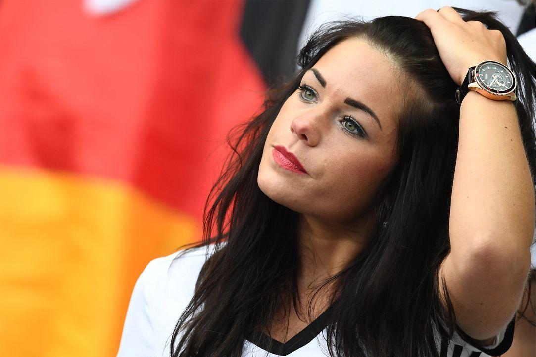 German_girl_000_BZ52Z_FRANCK FIFE_AFP - Bildquelle: AFP / FRANCK FIFE