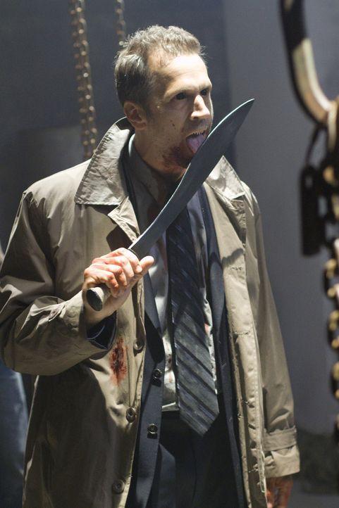Kämpft auf der Seite der Vampire, weil FBI-Agent Norris (Troy Ruptash) an Lungenkrebs zu sterben droht und sich von den Blutsaugern Abhilfe erhofft... - Bildquelle: 2010 Stage 6 Films, Inc. All Rights Reserved.