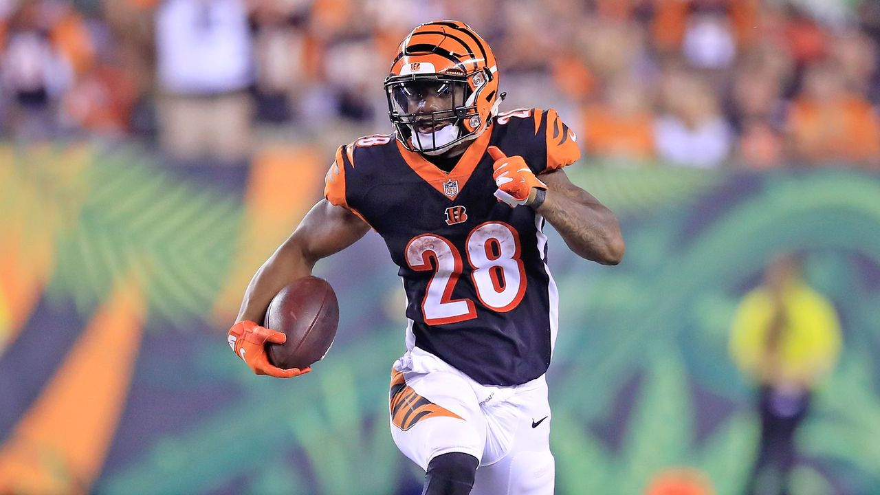 Joe Mixon (Cincinnati Bengals) - Bildquelle: 2018 Getty Images