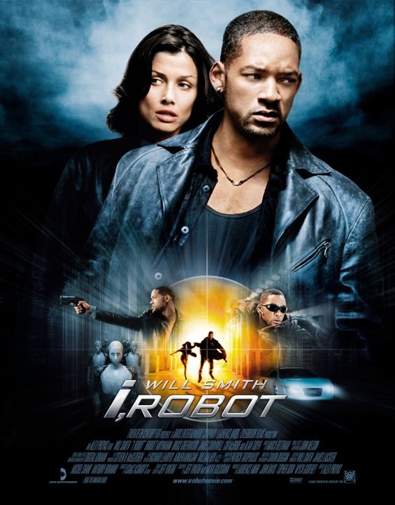 I, ROBOT - Plakatmotiv - Bildquelle: 2004 Twentieth Century Fox Film Corporation. All rights reserved.