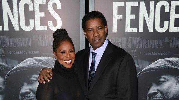Denzel Washington und Viola Davis