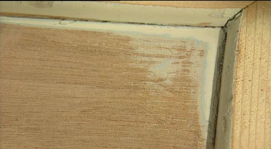 Furnierte Möbel Streichen möbel abschleifen richtige körnung und geräte sat 1 ratgeber