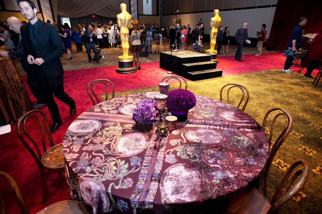 Oscars-Food-and-Decor-Preview-15-02-04-11-AFP - Bildquelle: AFP