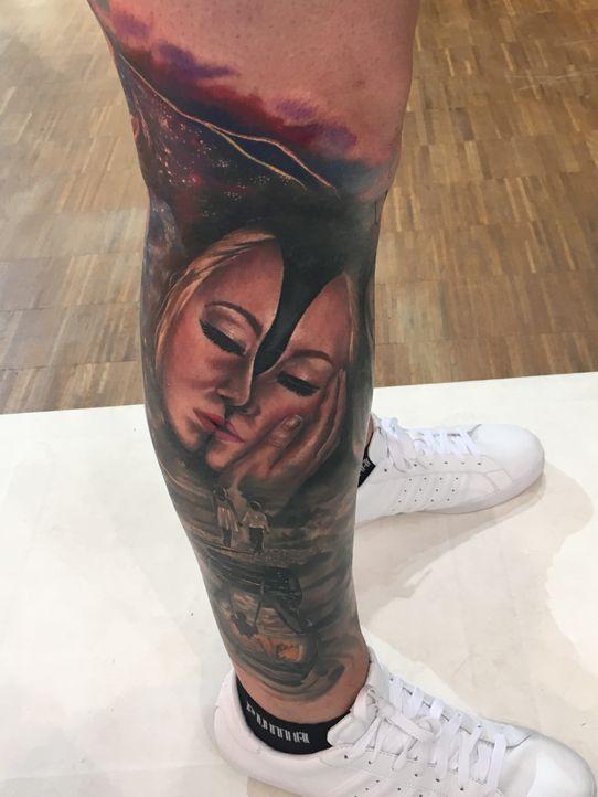 Pain & Fame Tattoos Folge 6 -3 - Bildquelle: RedSeven