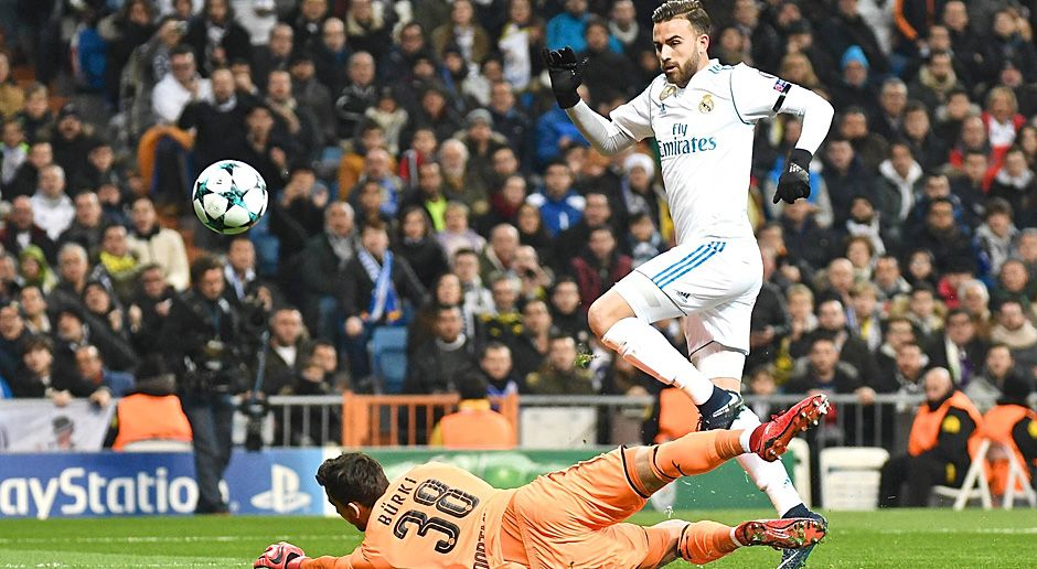 Borja Mayoral (Real Madrid) - Bildquelle: imago
