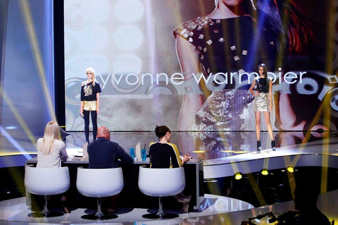 Fashion-Hero-Epi05-Gewinneroutfits-Yvonne-Warmbier-s-Oliver-06-Richard-Huebner - Bildquelle: Richard Huebner