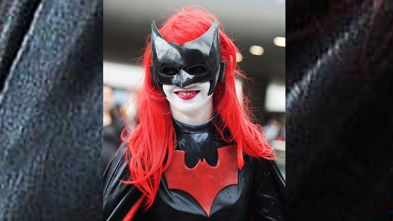 Batwoman-getty-AFP - Bildquelle: getty-AFP