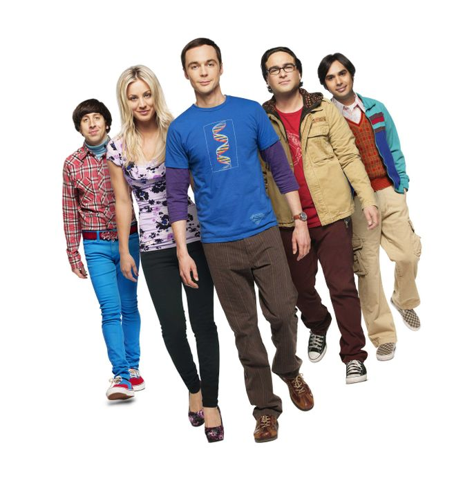 The-Big-Bang-Theory---Darstellerbilder---Gruppe-4