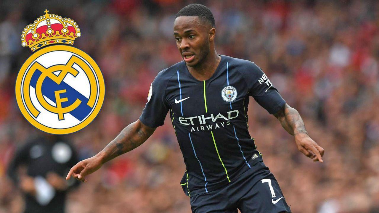 Raheem Sterling (Manchester City) - Bildquelle: getty