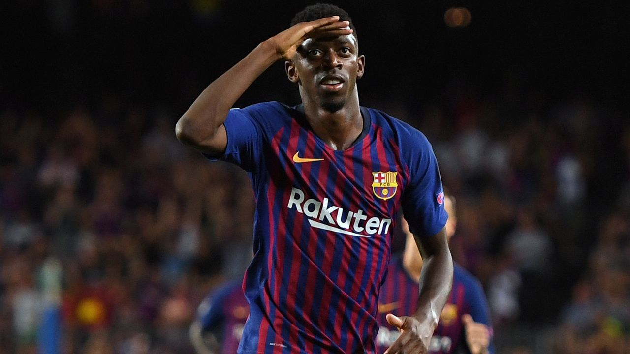 Ousmane Dembele - Bildquelle: 2018 Getty Images