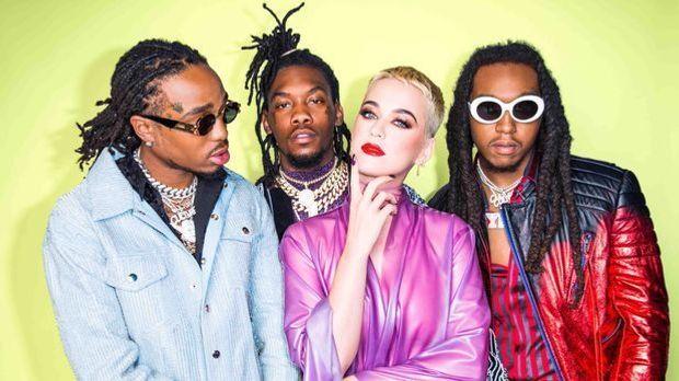 """Katy Perry mit ihrem neuen Album """"Witness"""""""