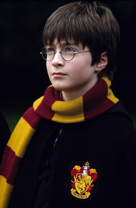 Das trübe Schicksal des elfjährigen Waisen Harry Potter (Daniel Radcliffe) wendet sich, als er die Einladung erhält, die berühmte Zaubererschule Hog... - Bildquelle: Warner Bros. Pictures