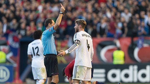 Sergio Ramos - Bildquelle: imago/Cordon Press/Miguelez Sports