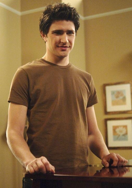 Merkt, dass er Gefühle für Amanda hat: Kyle (Matt Dallas) ... - Bildquelle: TOUCHSTONE TELEVISION