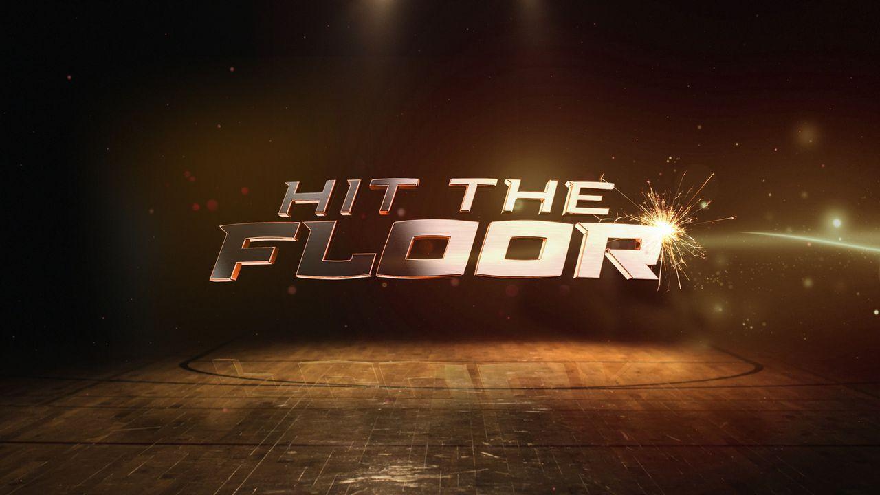 Hit the Floor - Logo - Bildquelle: 2013 Starz Entertainment LLC, All rights reserved