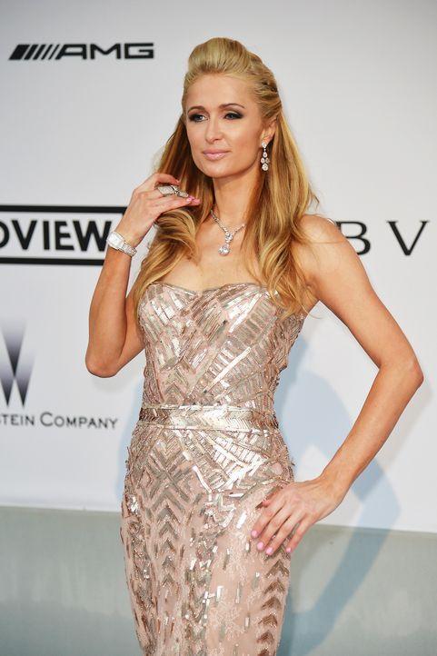 Cannes-Filmfestival-amfAR-Paris-Hilton-140522-AFP - Bildquelle: AFP