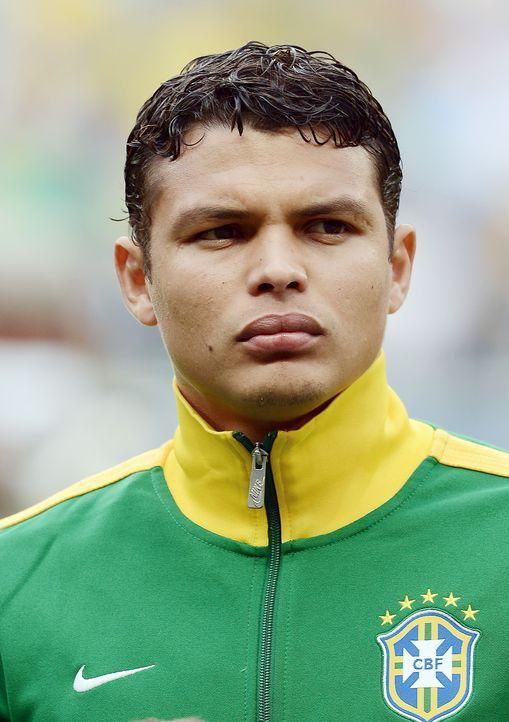 Thiago-Silva-13-06-09-AFP - Bildquelle: AFP
