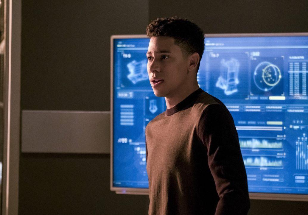 Ist es bereits zu spät, als Wally (Keiynan Lonsdale) entdeckt, wie sehr auch ihn der Gedächtnisverlust von Barry beeinflusst? - Bildquelle: 2016 Warner Bros.