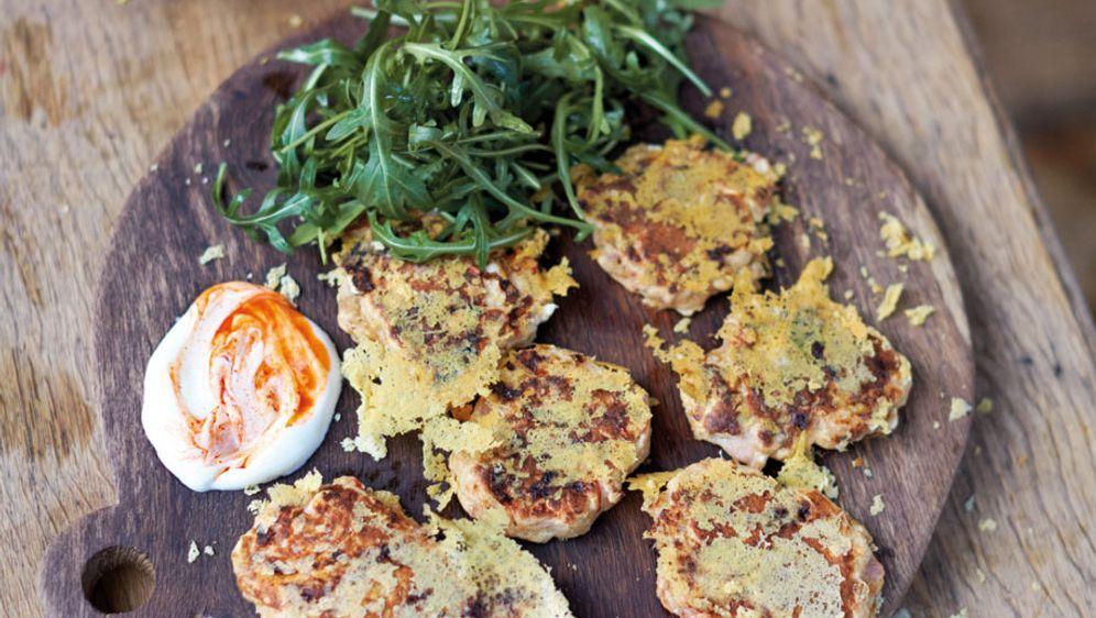 Schnelle Frühstückspuffer - Bildquelle: 2015 Jamie Oliver Enterprise Ltd