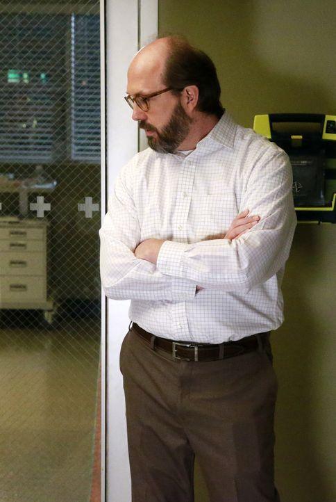 Wird Jessicas Vater (Eric Lange) damit zurechtkommen, dass seine Tochter ein Mädchen liebt? - Bildquelle: Mitchell Haaseth ABC Studios