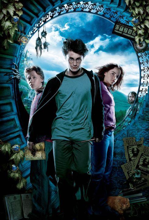 Der gefährliche und rätselhafte Zauberer Sirius Black (Gary Oldman, r.) ist aus Askaban entkommen und es heißt, er sei auf der Suche nach Harry Pott... - Bildquelle: Warner Television