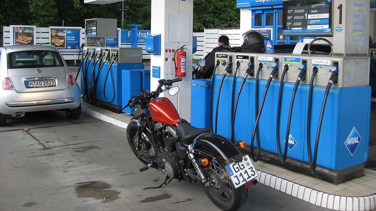 Tankstopp Nummer 20 - Bildquelle: Kabel eins