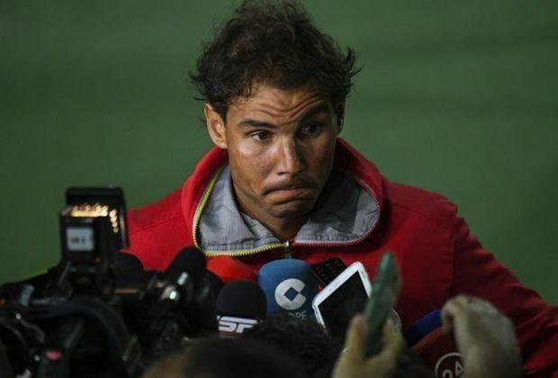 US-Open Sieger Nadal kritisiert das geplante Referendum