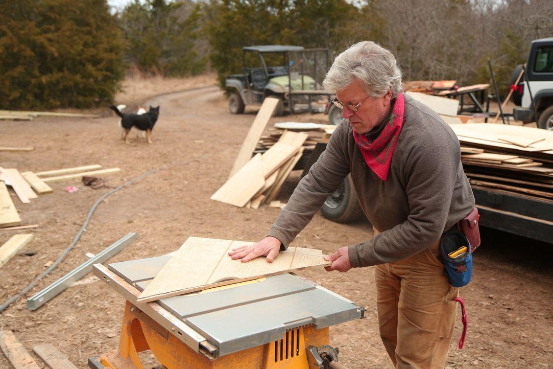 Erfüllt jeden noch so verrückten Baumhaus-Traum: Treehouse Guy Jake Jacob ... - Bildquelle: 2015, DIY Network/Scripps Networks, LLC. All Rights Reserved.