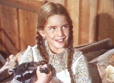 Unsere kleine Farm - Die kleine Laura (Melissa Gilbert) freundet sich mit ein...