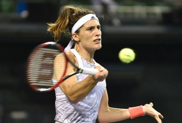 Andrea Petkovic erreicht das Viertelfinale in Luxemburg