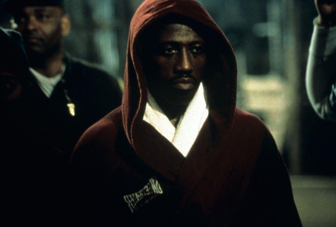Vor zehn Jahren war Monroe Hutchens (Wesley Snipes) ein junger Boxer, der Aussichten hatte, einer der ganz großen zu werden. Aber es kam alles ganz... - Bildquelle: Miramax Films