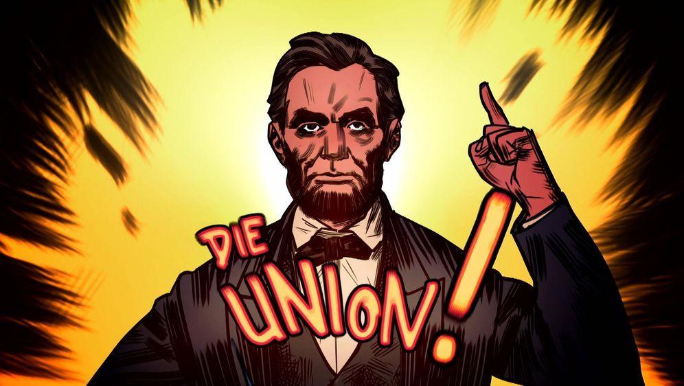Superheld: Lincoln