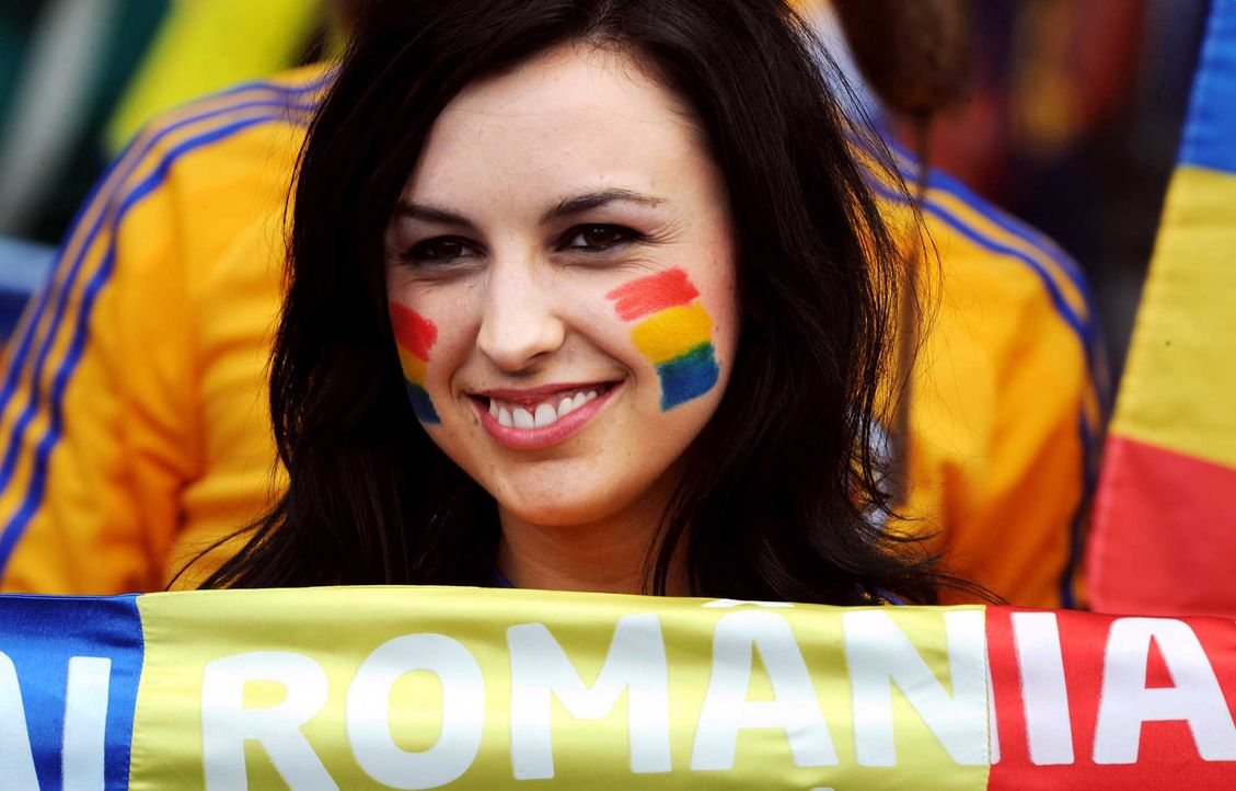 Fußball-Fan-Romania-080613-AFP - Bildquelle: AFP