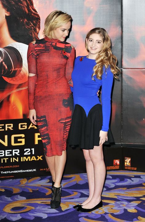 tribute-von-panem-catching-fire-photocall-Jena-Malone-Willow-Shields-131111-1-Richfoto-WENN-com - Bildquelle: Richfoto/WENN.com
