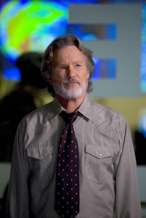 Geht bis an seine Grenzen: Chuck Whortle (Kris Kristofferson) ... - Bildquelle: MMV Paramount Pictures Corporation. All Rights Reserved.