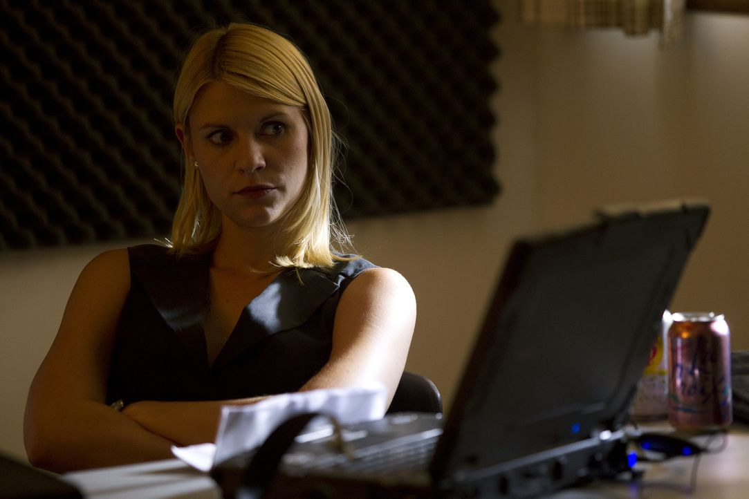 Carrie (Claire Danes) baut darauf, einem inhaftierten Terroristen Informationen über Brodys Verbindung zu Abu Nazir entlocken zu können ... - Bildquelle: 2011 Twentieth Century Fox Film Corporation. All rights reserved.