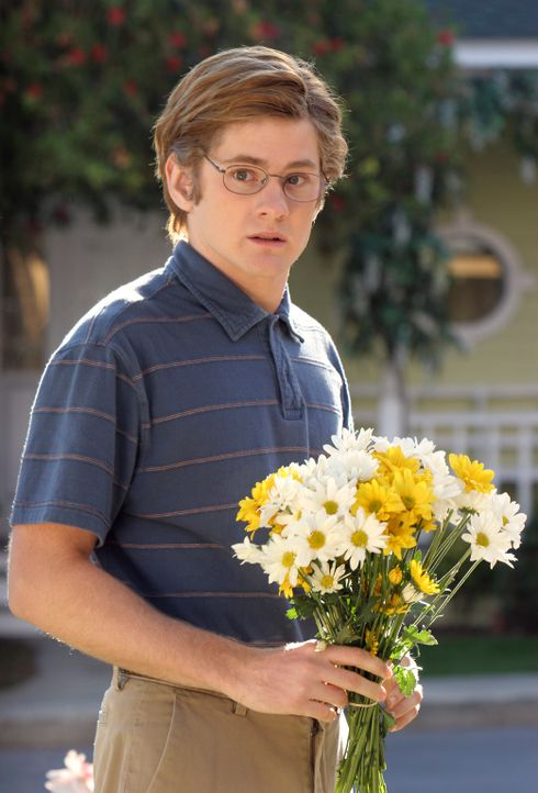 Sagt Gabrielle, dass er in sie verliebt ist und für sie sorgen möchte: Zach Young (Cody Kasch) ... - Bildquelle: 2005 Touchstone Television  All Rights Reserved