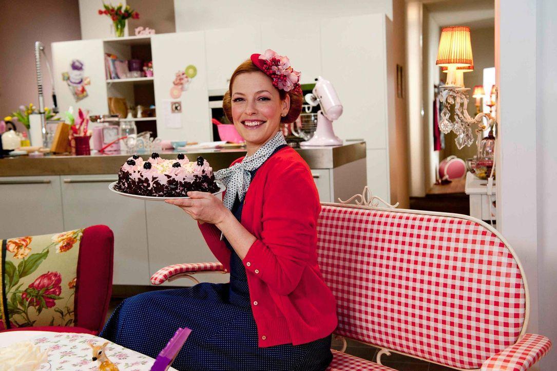 Die gelernte Schauwerbegestalterin, erfahrene Moderatorin und leidenschaftliche Bäckerin Enie van de Meiklokjes liefert  jede Menge Infos rund ums B... - Bildquelle: Claudius Pflug sixx