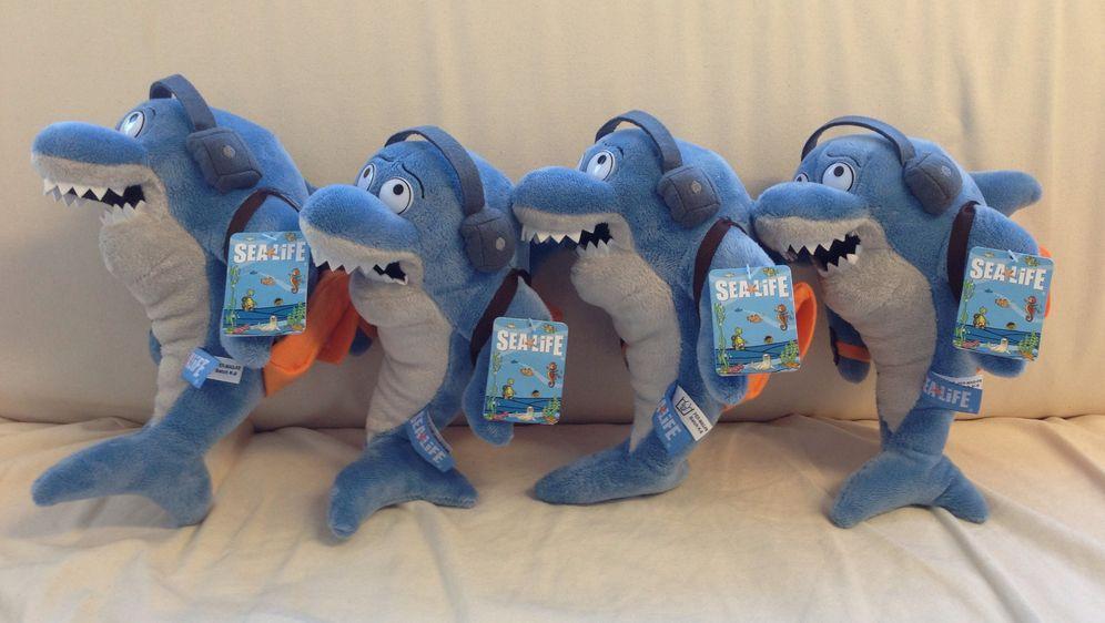 Hai-Kuscheltiere